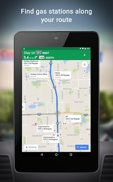 Maps - Navigation & Transit APK screenshot thumbnail 19