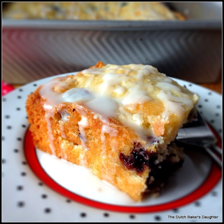Blueberry Tea Cake Recipes — Dishmaps