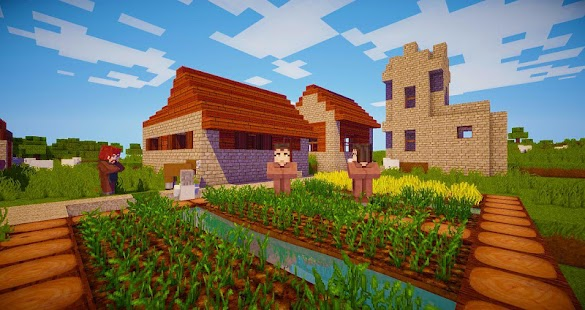 Block Craft - Crafting and Building Game for pc