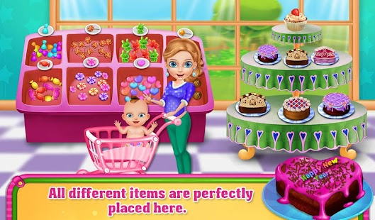 Supermarket Shopping Cashier APK for Bluestacks