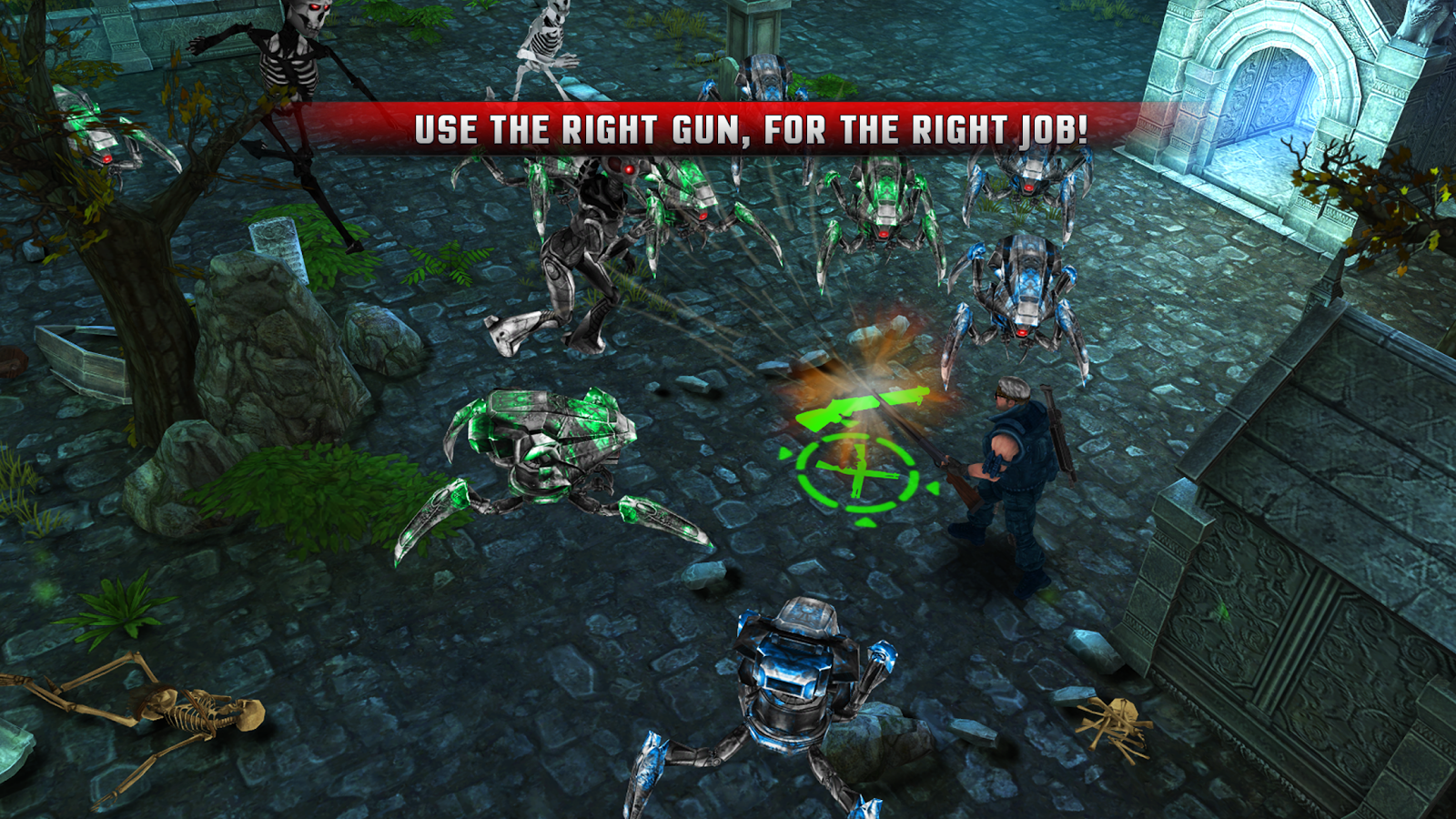 Cyborg Assassin Screenshot 5