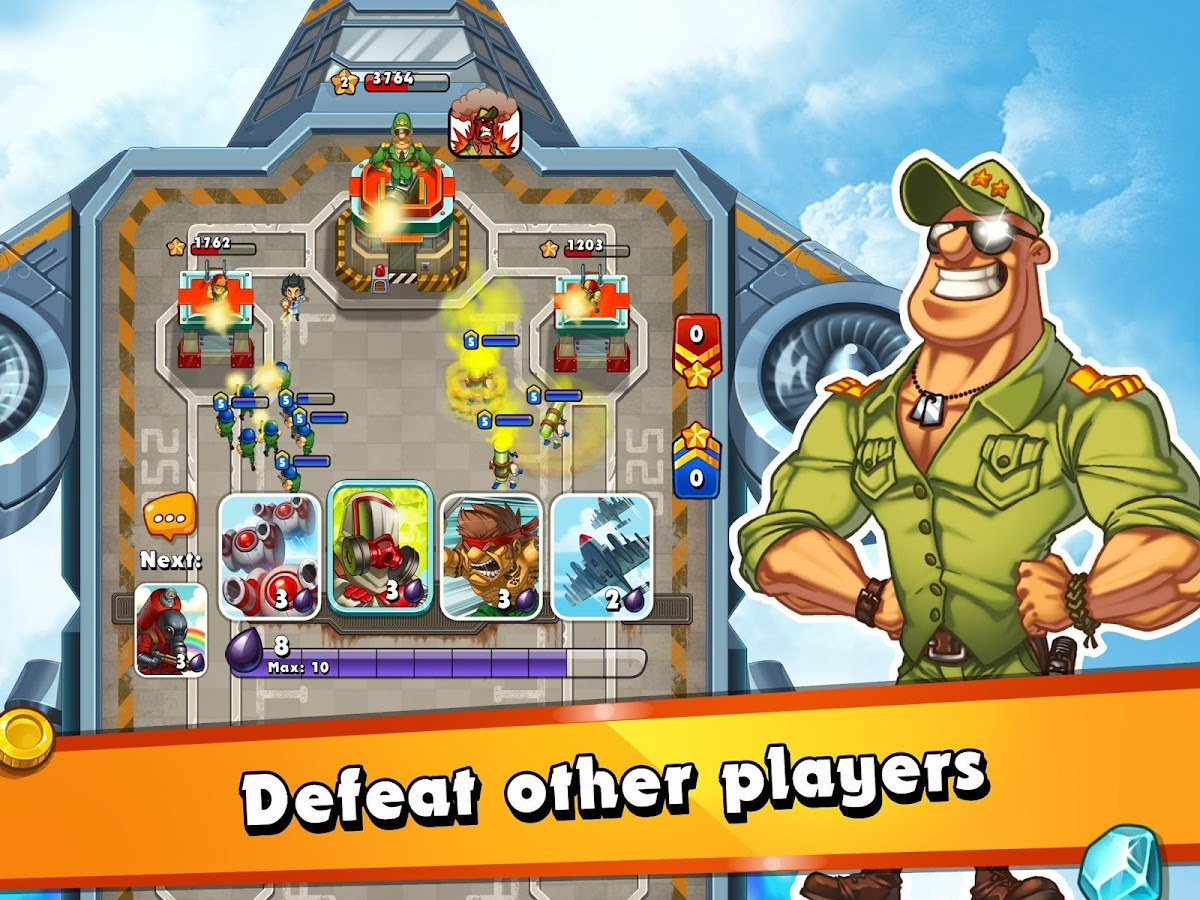 Jungle Clash Screenshot 13