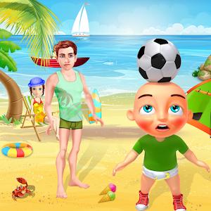 Summer Vacation - At Beach Resort For PC (Windows & MAC)