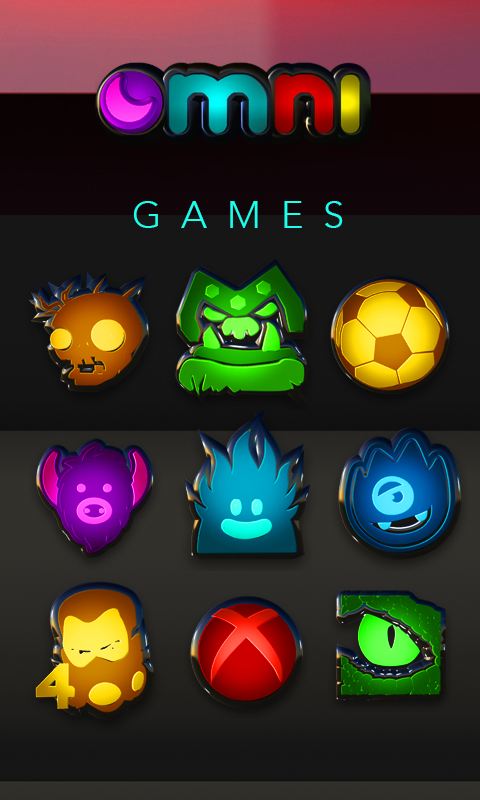 Omni Icon Pack Screenshot 1