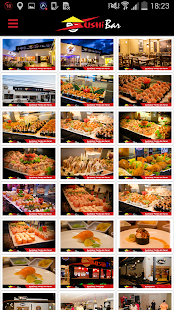 Restaurante Sushibar - screenshot