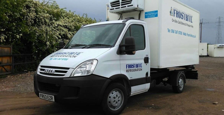 fridge trailer hire fridge van hire in manchester. Black Bedroom Furniture Sets. Home Design Ideas