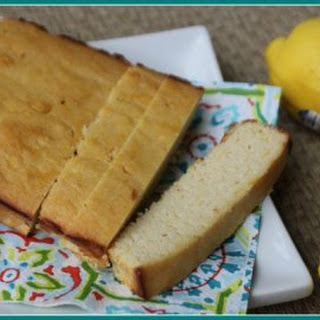 Addicting Lemon Zucchini Pound Cake - Grain and Sugar Free