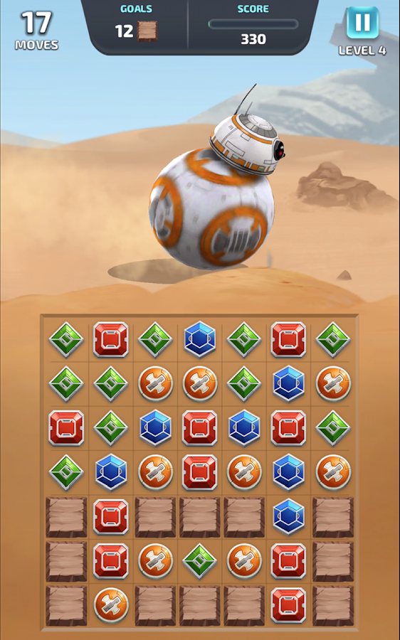 Star Wars: Puzzle Droids™ Screenshot 6