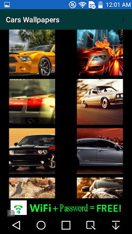 android Cars Wallpaper Screenshot 13