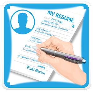 My Resume Maker