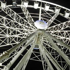 Ferris wheel by Kirsty Wilkins - Novices Only Objects & Still Life ( ferris wheel )
