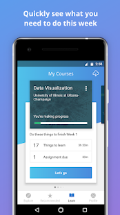 Coursera: Online courses for pc
