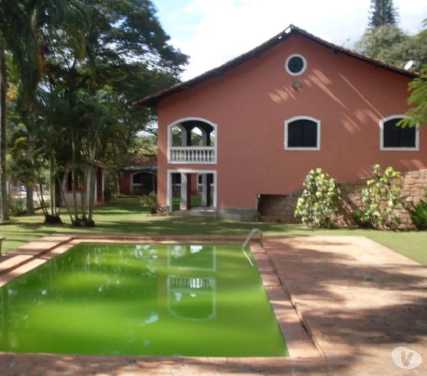 Chácara com 6 dormitórios à venda - Bairro dos Fernandes - Jundiaí/SP