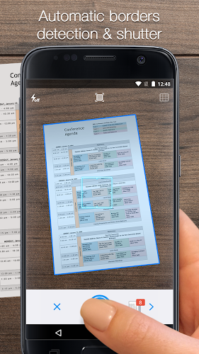 iScanner: PDF Scanner App Free Android App Screenshot