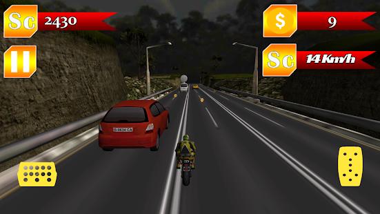 Schnelles Motorradrennen android spiele download