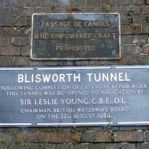 The Blisworth Tunnel was constructed between 1793-1805, it is the third-longest navigable canal tunnel on the UK canal network, at 3,075 yards (2,812 m) in length. At its deepest point it is about ...
