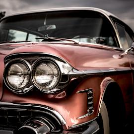 Pink Cadi by Anthony Balzarini - Transportation Automobiles ( #car #cadilac #cadilacphotography #carphotography #classiccar,  )