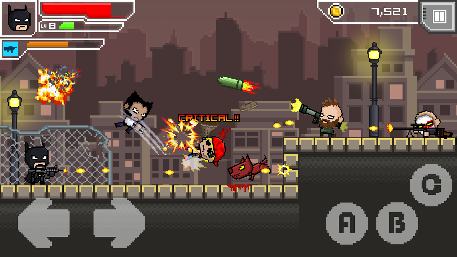 HERO-X Screenshot 14