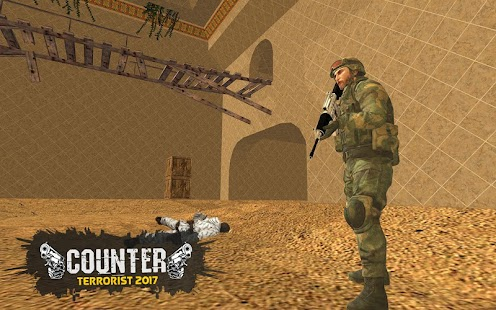 Game Counter Terrorist 2017 Army Gun Shooting 3D Game 1.4.3 APK for iPhone