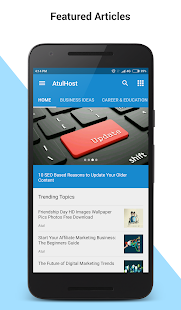 AtulHost - Tech News - screenshot
