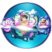 chest clash royal Icon