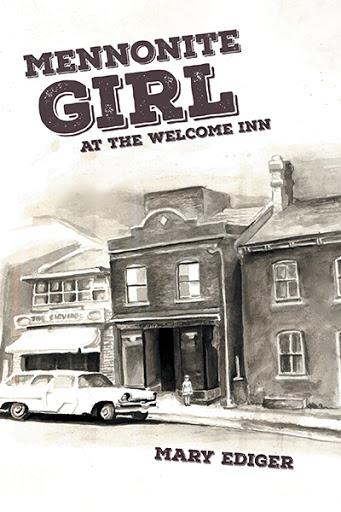 Mennonite Girl at the Welcome Inn cover