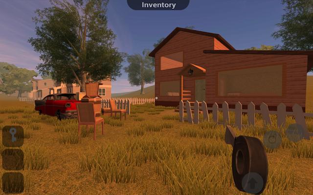 Angry Neighbor Hello from home- screenshot