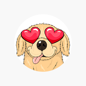 ParkerMoji - Golden retriever Emojis & Dog Sticker For PC / Windows 7/8/10 / Mac – Free Download