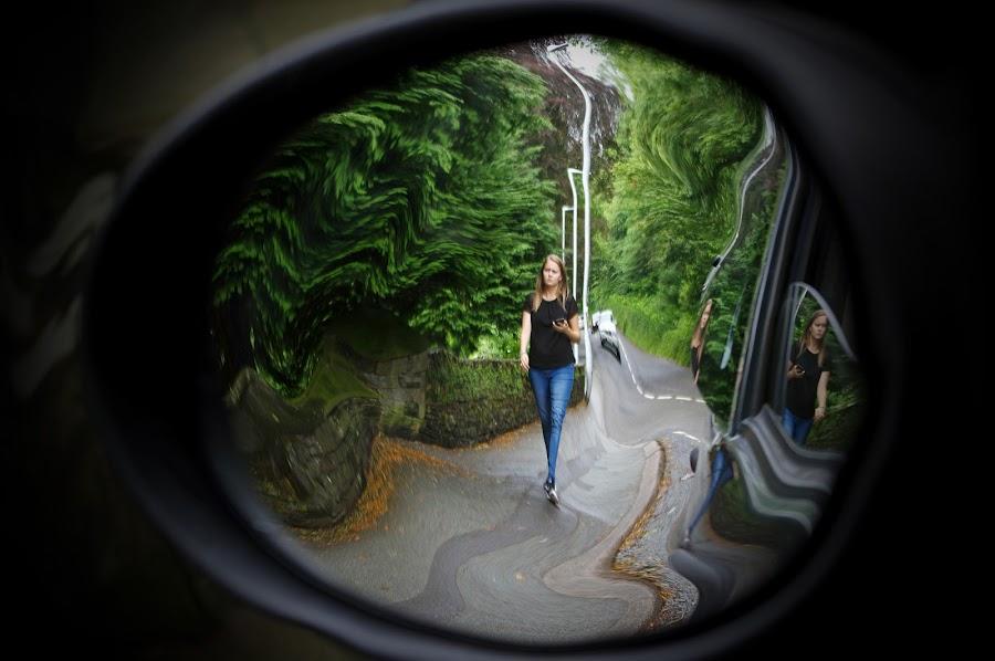 Mirrors by Ingrid Anderson-Riley - Digital Art People