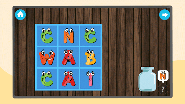 Kids Preschool Learn Letters APK screenshot thumbnail 3