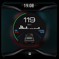 Black V3  theme for CarWebGuru Launcher on PC (Windows & Mac)