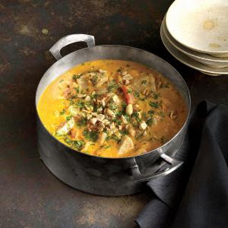 Peanut Chicken Stew