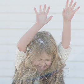 Snow Fun by Kellie Jones - Babies & Children Children Candids