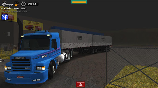 Grand Truck Simulator screenshot 1