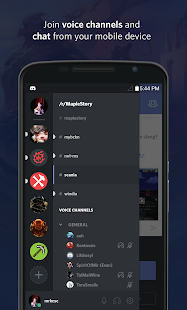 how to download files on discord mobile