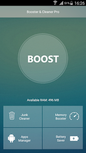 Px Booster Pro for Alcatel - screenshot