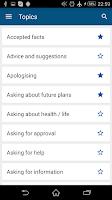Screenshot of Useful English Expressions