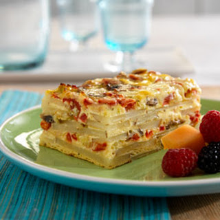 Egg Strata With Potato Recipes