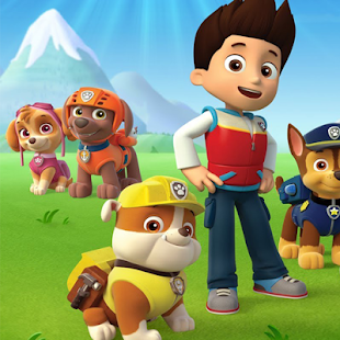 Summer Paw Patrol Dash - screenshot
