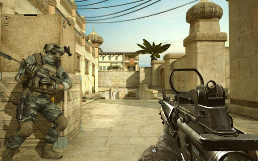 Frontline Fury Grand Shooter V2- Free FPS Game For PC