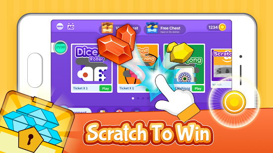Scratch x Scratch - Win Prizes & Redeem Rewards