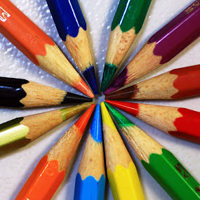 united of colors... by Awai Bucchi - Artistic Objects Other Objects