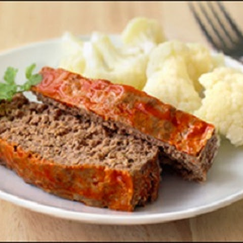 Buffalo Ranch Meatloaf