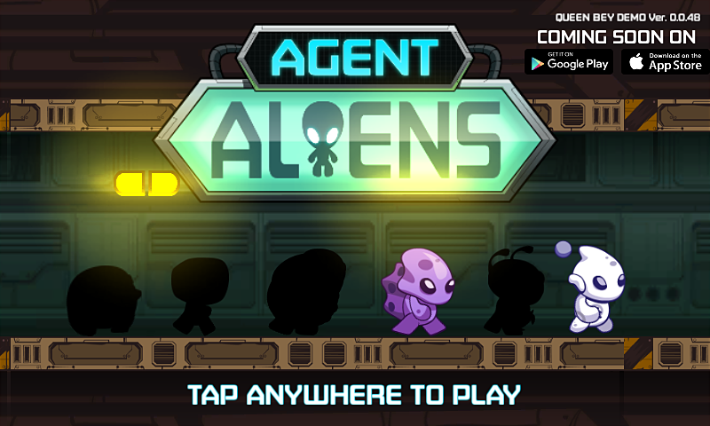 Agent Aliens (Unreleased) Screenshot 0