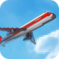 Free Download Mine Passengers: Plane Simulator - Aircraft Game APK for Samsung