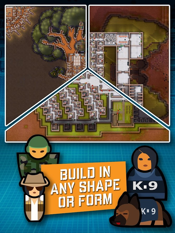 Prison Architect: Mobile Screenshot 7