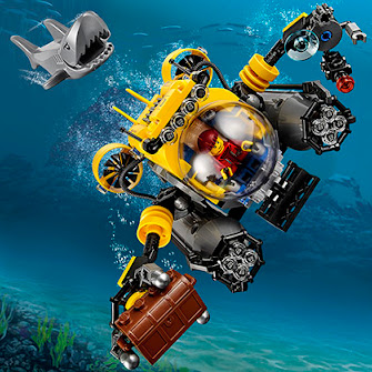 Глубоководная подводная лодка