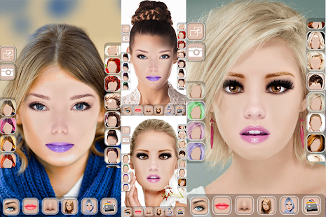 Realistic Make Up Pro - screenshot