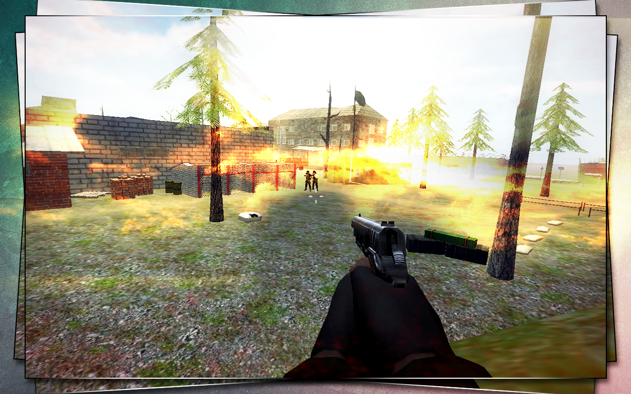 Military Commando Shooter 3D Screenshot 4