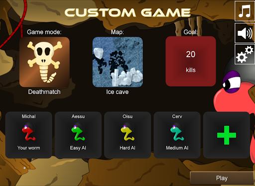 Annelids: Online battle screenshot 14